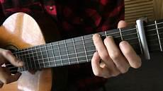 Youtube Cours De Guitare Cours De Guitare Les Gipsy Bamboleo 7 8
