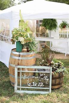 another 20 rustic wine barrels wedding decor ideas deer pearl flowers