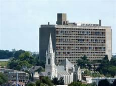le corbusier s maison radieuse near nantes brutalism