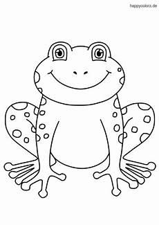 Frosch Malvorlagen Tiere Frosch Malvorlage Kostenlos X13 Ein Bild Zeichnen