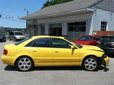 find used 2001 audi s4 quattro turbo 6 speed manual clean title damaged repairable in