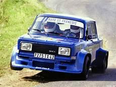 Simca Rallye 2 Garage Auto St Francois 42ooo St Etienne