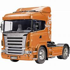 Camion Rc 233 Lectrique Tamiya Scania R470 4x2 300056338 Kit