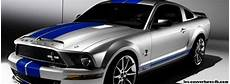 Mustang Shelby Gt 500kr Grise Photo De Couverture