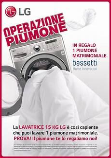 lavaggio piumone compri una maxi lavatrice ricevi in regalo un piumone e