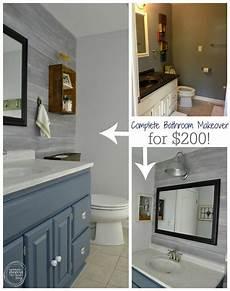vintage rustic industrial bathroom reveal cheap bathroom remodel budget bathroom remodel