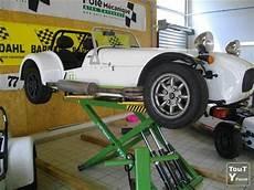 Pont Elevateur Ciseaux Mobile Le Mans 72000