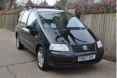 sharan 7 sitzer vw sharan 7 seater genuine 83k recent cambelt