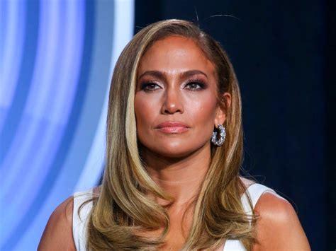 Jennifer Lopez Naken