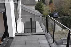 garde corps extérieur aluminium garde corps ext 233 rieur en m 233 tal ou inox
