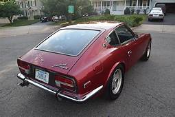 1972 Datsun 240Z For Sale Near Fairfax Virginia 22033