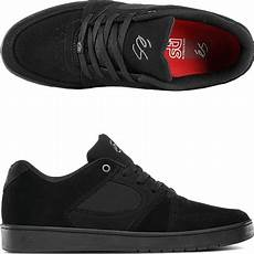 233 s accel slim black black skate shoes