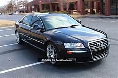 2009 audi a8 quattro l sedan 4 door 4 2l