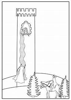 fractured tales coloring pages 14938 rapunzel and prince coloring page tales fractured tales traditional tales