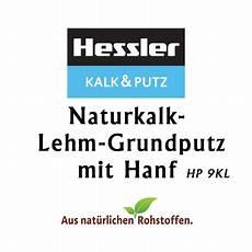 Hessler Naturkalk Lehm Grundputz Oberputz Mit Hanf