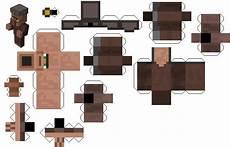papercraft lost miner primitive mobs mod paper crafts