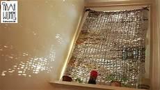 vorhänge selber machen upcycling vorhang aus papier papierkunst selfmade deko
