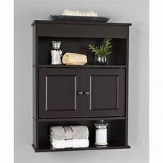 Bathroom Wall Storage Cabinet chapter bathroom wall cabinet storage shelf espresso ebay
