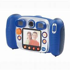 vtech kidizoom duo digital 2mp 4 x zoom blue pink