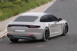 2016 Porsche Panamera Digitally Imagined Based On Latest