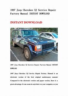 free download parts manuals 1997 jeep cherokee parental controls 1997 jeep cherokee xj service repair factory manual instant download by jnshefjne issuu