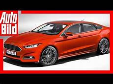die neuen 2017 ford mondeo facelift make up f 252 r den