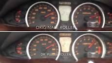 dr pulley variorollen 17g vs burgman 400 original