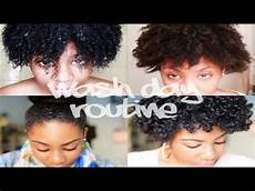 full wash day routine step by step naturallynellzy youtube