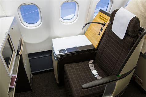 Swiss A330 Seat