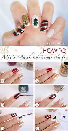 15 easy step by step new nail art tutorials for