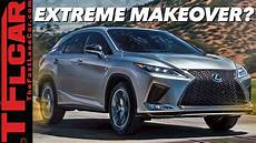 the new 2020 lexus rx hides one secret