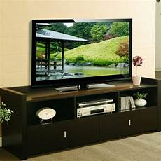 60 inch tv stand for 60 inch stands flat screens media console table espresso ebay
