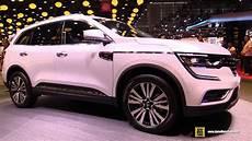 2017 Renault Koleos Exterior And Interior Walkaround