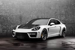 2019 Porsche Panamera Coupe Exterior High Resolution