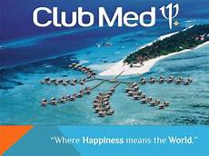 Club Med Assignment 1