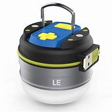 le portable led cing lantern with magnetic base 3000mah