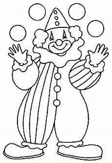 Zirkus Ausmalbilder Kindergarten Karneval Malvorlagen Fasching Mit Bildern Ausmalbilder