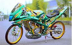 Motor Rr Modif by Foto Motor Drag Bike Impremedia Net