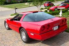 old car owners manuals 1996 chevrolet corvette transmission control 1986 red corvette 4 3 manual transmission one owner 53 124 miles beautiful co classic