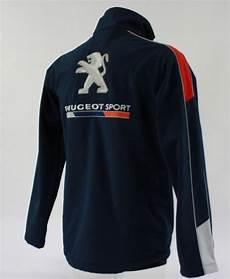 Softshell Peugeot Sport De La Collection Officielle