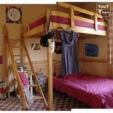Mezzanine Bois 2 Places 160x2m B 233 Ziers 34500