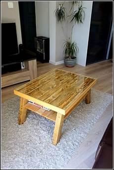 créer sa table basse comment faire une table basse en palette