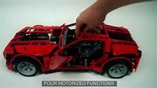 Lego Technic 8070 Car Set
