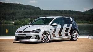 VW Apprentices Build Custom GTI And Golf Wagon For W&246rthersee