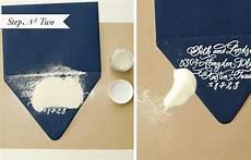 diy tutorial embossed custom stationery
