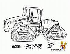 Malvorlagen Traktor Claas Ausmalbild Trecker Mit Frontlader Bild