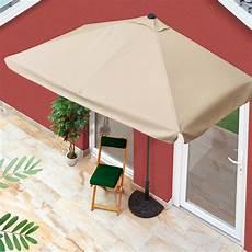 rechteckiger sonnenschirm rechteckiger balkon sonnenschirm g 252 nstig bei eurotops
