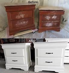 comment repeindre un meuble en bois vernis meuble en bois repeint avant apres 9 meubles en bois