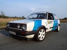 golf 2 rallye vw golf 2 gti rally