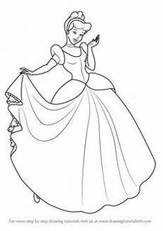 Malvorlagen Cinderella Tutorial Prinzessin Cinderella Ausmalbilder Ausmalbilder